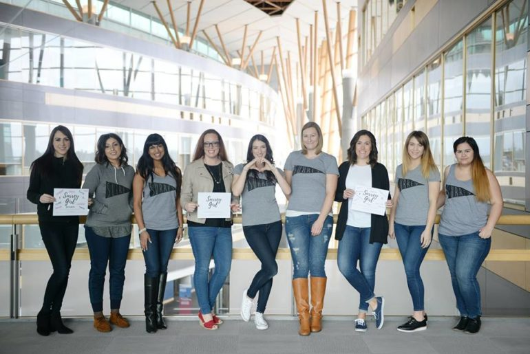 Surrey Girl Project