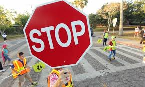 six things stay safe roads school year