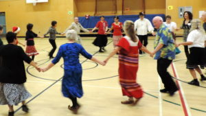 International Folk Dancing Drop-in Sessions