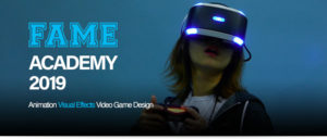 FAME Academy – Animation, VFX, Video Game Design classes in Burnaby