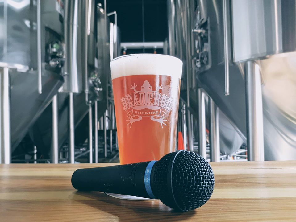 Live Music at Dead Frog Brewery