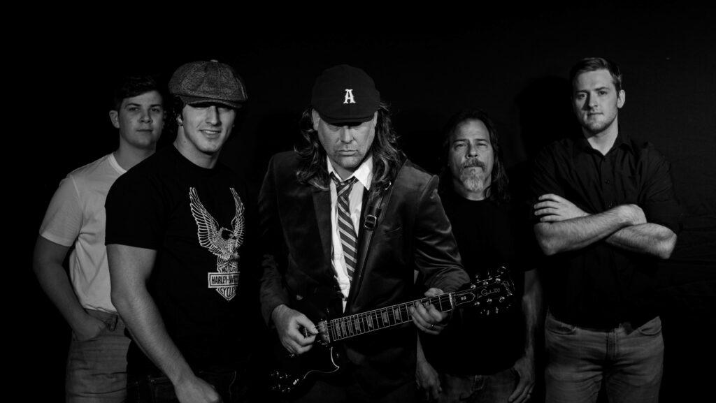 Live Voltage – Tribute AC DC