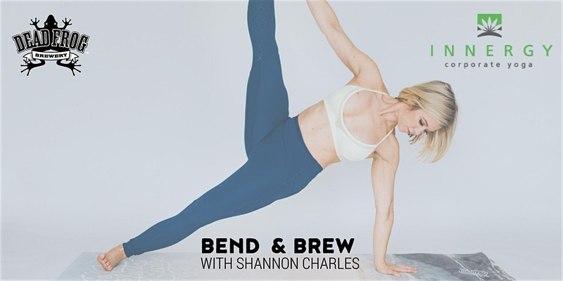Bend and Brew with Shannon