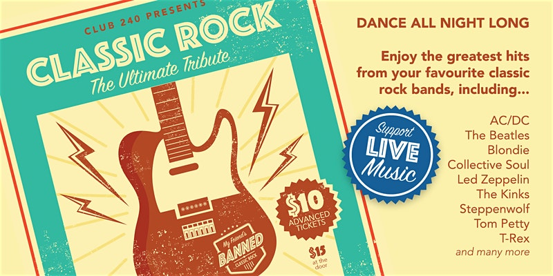 CLASSIC ROCK - The Ultimate Tribute