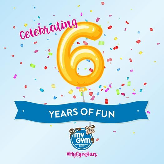 Come celebrate 6 years of fitness and fun with us!