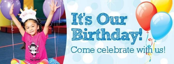 Come celebrate with us, We're turning 7!!