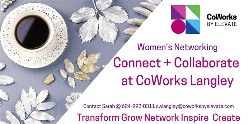 Connect & Collaborate at CoWorks Langley