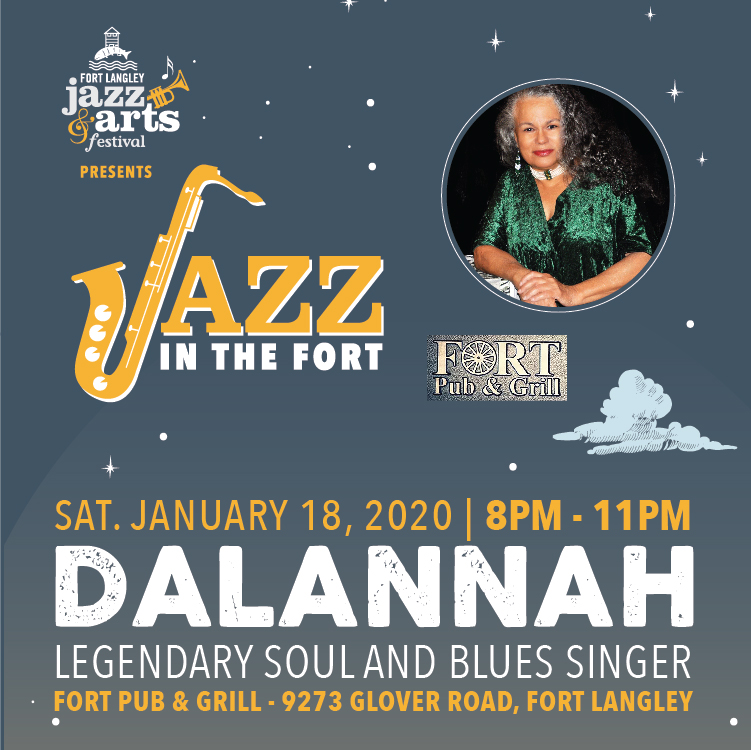 Jazz in the Fort with Dalannah