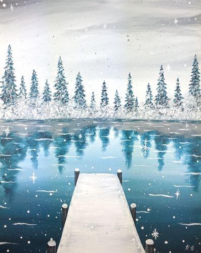 Paint Nite - Dockside Solstice