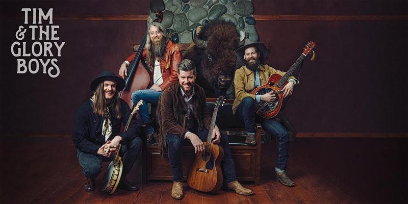 Tim & The Glory Boys - THE BUFFALO ROADSHOW - Cloverdale, BC