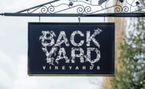 BACKYARD VINEYARDS RYAN MCALLISTER