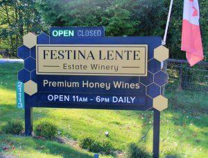 Festina Lente Winery