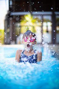 Outdoor pool Surrey, BC
